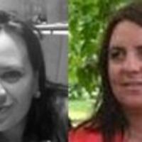 Luciana Estigarribia y Agustina Dilernia
